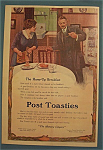1912 Post Toasties