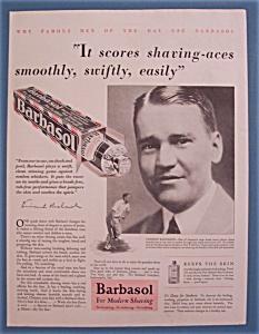1929  Barbasol  with  Vincent  Richards (Image1)
