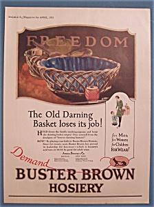1925  Buster Brown Hosiery (Image1)