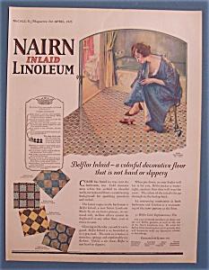 1925  Nairn  Inlaid  Linoleum (Image1)