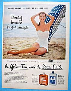 Vintage Ad: 1957 Skol (Image1)