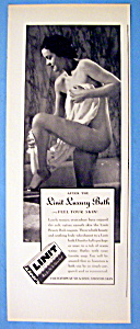Vintage Ad: 1937 Linit Beauty Bath (Image1)