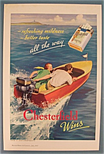 1937 Chesterfield Cigarettes (Image1)