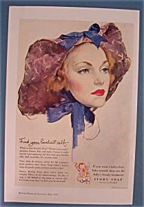 Vintage Ad: 1938  Ivory Soap (Image1)