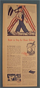 1942 Dutch Boy White Lead Paint with Uncle Sam (Image1)