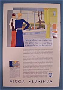 Vintage Ad: 1932 Alcoa Aluminum (Image1)