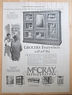 1927 McCray Refrigerator with Electric Refrigeration (Image1)