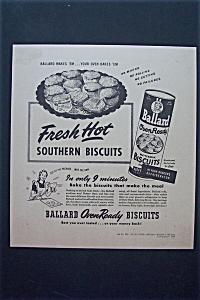 1947 Ballard Biscuit with Ballard Biscuits (Image1)
