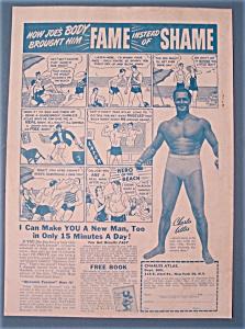 Vintage Ad: 1949 Charles Atlas (Image1)