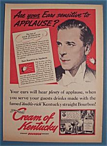 1938 Schenley Whiskey w Jack Buchanan/Norman Rockwell (Image1)