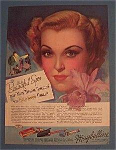 1938 Maybelline with Eleanor Fisher (Image1)