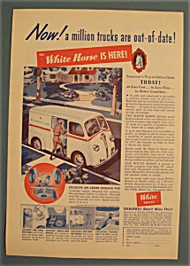 Vintage Ad: 1939 White Trucks
