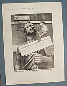 Vintage Ad: 1936 Farmiloe's Hard Gloss (Image1)