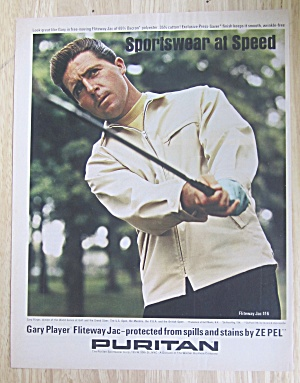 1967 Puritan Fliteway Jac with Gary Player  (Image1)