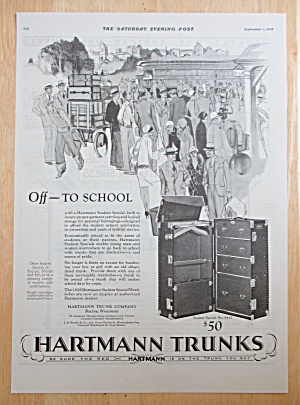 1928 Hartmann Trunks with a Variety of People (Image1)
