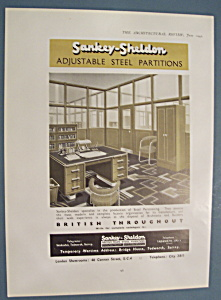 Vintage Ad: 1940 Sankey - Sheldon (Image1)