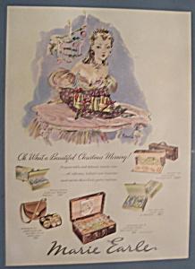 Vintage Ad: 1946 Marie Earle (Image1)
