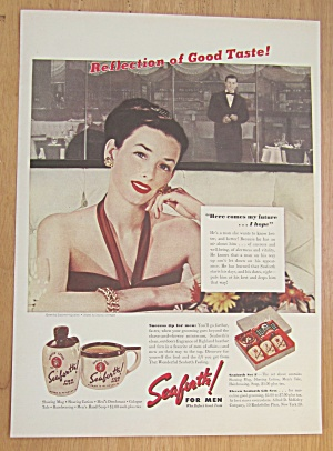 1946 Seaforth For Men with Lovely Woman  (Image1)