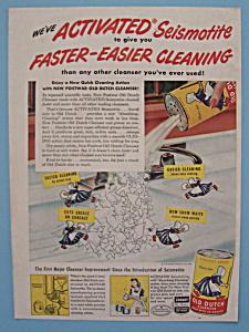Vintage Ad: 1948 Old Dutch Cleanser (Image1)