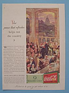 Vintage Ad: 1930 Coca - Cola (Image1)