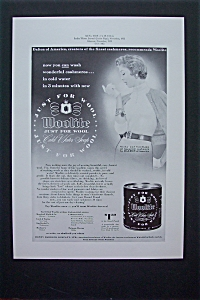 1953 Woolite  Cold Water Soap a Woman  (Image1)