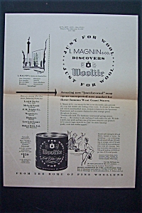 1953 Woolite Cold Water Soap with  (Image1)