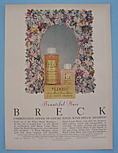 1957 Breck Shampoo with Shampoo & Creme Rinse (Image1)