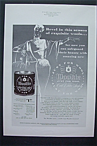 1953 Woolite Cold Water Soap with Woman  (Image1)