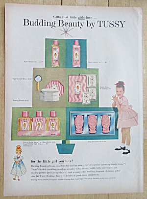 1955 Tussy with Budding Beauty Gifts for Little Girls (Image1)