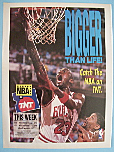1991 NBA On TNT with Basketball's Great Michael Jordan (Image1)