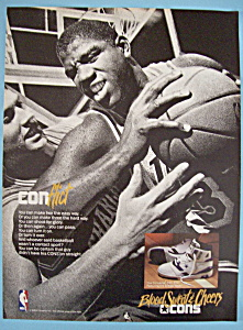 Vintage Ad: 1990 Converse ERX 350 w/ Magic Johnson (Image1)