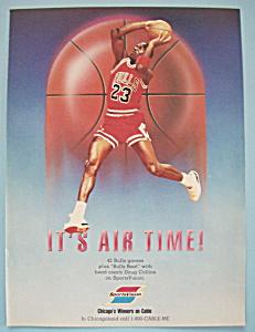 1988 Sportsvision with Basketball's Michael Jordan (Image1)