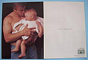 Vintage Ad: 1989 American Express w/ John Elway (Image1)