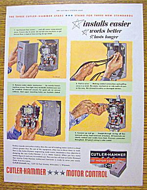 1954 Cutler-Hammer Motor Control with Installs Easier (Image1)