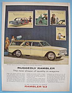 Vintage Ad: 1962 Rambler (Image1)