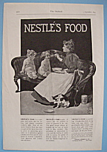 Vintage Ad: 1895 Nestle's Food (Image1)