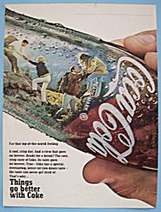 Vintage Ad: 1968 Coca - Cola (Image1)