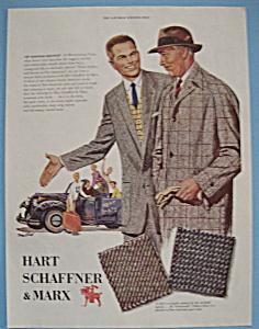 Vintage Ad: 1953 Hart Schaffner & Marx (Image1)