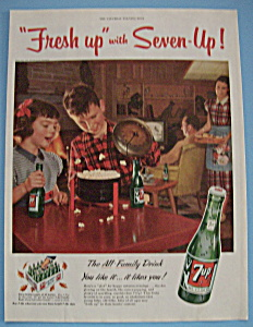 Vintage Ad: 1953 7 Up (Image1)