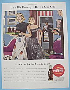 Vintage Ad: 1946 Coca - Cola (Image1)