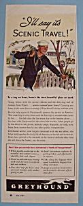 Vintage Ad: 1943 Greyhound (Image1)