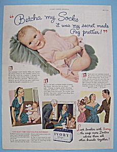 Vintage Ad: 1944 Ivory Soap (Image1)