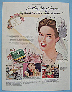 1946 Camay Soap with Lovely Bride (Image1)