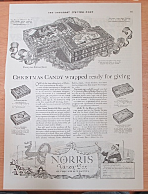 1924 Norris Candies with Norris Variety Box  (Image1)