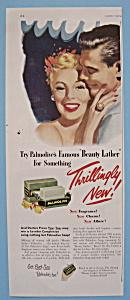 Vintage Ad: 1949 Palmolive Soap (Image1)