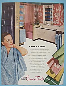 Vintage Ad: 1946 Cannon Towels (Image1)