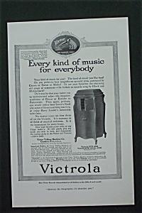 1917 Victor Victrola w/ Victrola XVII/Victrola XVII  (Image1)