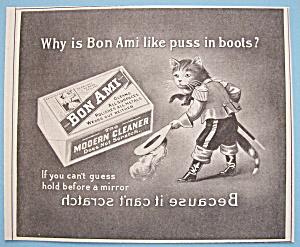 Vintage Ad: 1907 Bon Ami (Image1)