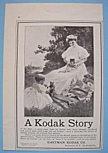 Vintage Ad: 1907 Kodak (Image1)