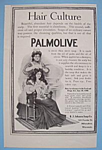 Vintage Ad: 1907 Palmolive (Image1)